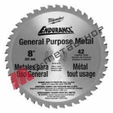 Δίσκος κοπής για μέταλλο Milwaukee 50 ΔΟΝΤΙΑ / 203mm