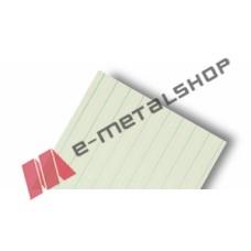 Πάνελ πλαγιοκάλυψης-τοίχου 40mm (τιμή τ.μ)