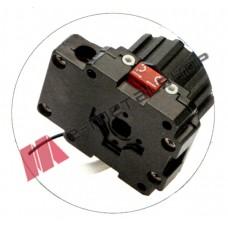 Μοτέρ με μανιβέλα και ασύρματο για ρολά ATLAS ED-ME45  για άξονα Φ60 ( Ροπή 40 Nm)