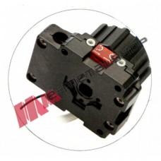 Μοτέρ με μανιβέλα και ασύρματο για ρολά ATLAS ED-ME45  για άξονα Φ60 ( Ροπή 50 Nm)