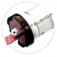 Μοτέρ για ρολά ασύρματο ATLAS ED-EB59 για άξονα  Φ70 ( Ροπή 140 Nm)