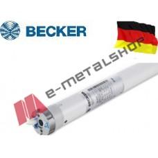 Μοτέρ για ρολά Ελεγχόμενης Ροπής BECKER R12/17RP για άξονα  Φ60 ( Ροπή 12 Nm)
