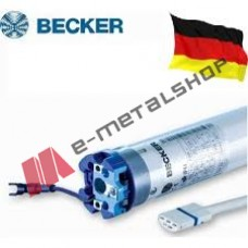 Ασύρματο Ηλεκτρικό μοτέρ για ρολά BECKER R40/17PROF  για άξονα Φ60 ( Ροπή 40 Nm)