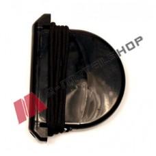 Ταμπακιέρα μηχανισμός ιμάντα 6m για ρολά (μαύρη)
