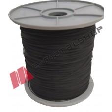 Κορδόνι αντικατάστασης fiber (ανθρακόνημα) για σίτα πλισσέ (τιμή μέτρου)