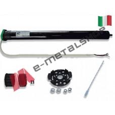 Σωληνωτό μοτέρ για ρολά έως 90kgr VALE 2254409 για άξονα Φ60 (Ροπή 50Nm)