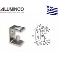 Εξωτερικό στήριγμα κολώνας F50-102 Aluminco 4144