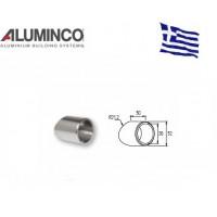 Σύνδεσμος κολόνας F50-100 με προφίλ Φ26 Aluminco 4225