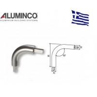 Σύνδεσμος οδηγών 90 μοιρών F50-307 Aluminco F50 4243