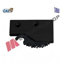 Ασφάλεια συρόμενων CAL Τιγράκι για πόρτες και παράθυρα (μαύρο χρώμα)