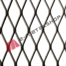 Λαμαρίνα σιδήρου Ντεπλουαγέ 100x200x3mm 80x40 (τιμή ανά τετραγωνικό)