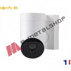 Εξωτερική Κάμερα Cloud με Σειρήνα (Λευκή) Somfy 2401560
