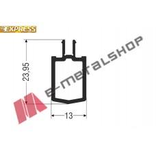 Πρόσθετο αλουμινίου S30540 σειράς S560 Smartia Alumil