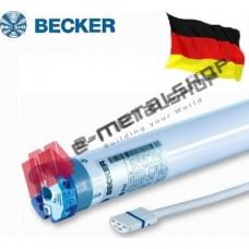 Σωληνωτό μοτέρ για ρολά έως 142kgr BECKER R120/11CM για άξονα Φ70 ( Ροπή 120Nm)