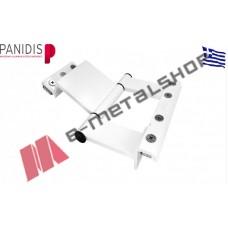 Μάσκουλο 120mm CE Λευκό-MM-10/120 MAKEDONIKI