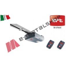 Μηχανισμός ηλεκτροκίνητος για σπαστές ή μονοκόμματες γκαραζόπορτες οροφής Botticelli BT A650