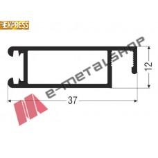 Σίτα AT/PROFIL 10-166 Alumil 6m