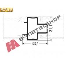 Μπινί M14254 Smartia Alumil 6m