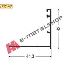 ΑρμοκάλυπτροM14648 Smartia Alumil 6m