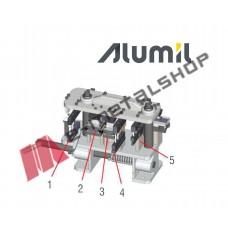 Πρεσσάκι χειρός καταλόγου express 2 Alumil
