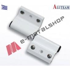 Μεντεσές Camera Europea M.S-100 λευκός ALUTEAM