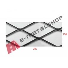 Λαμαρίνα σιδήρου κωδ.(Δ-3) Μέταλ Ντεπλουαγέ 1000x2000x3mm Ρόμβος (τιμή/m2)
