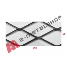 Λαμαρίνα σιδήρου κωδ.(Δ-3) Μέταλ Ντεπλουαγέ 1250x2000x3mm Ρόμβος (τιμή/m2)