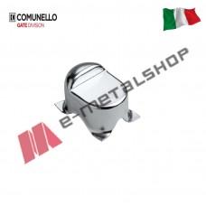 Γαλβανισμένο στόπερ κεντρικής τοποθέτησης κατά το κλείσιμο της αυλόπορτας COM-01-169 Comunello