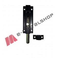 Σύρτης αλουμινίου Β.Τ No120mm μαύρος