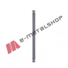 Παραδοσιακό Μοτίφ κάγκελο αλουμινίου (65-45 Γραμμικό 828) Aluminco 65cm