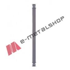 Παραδοσιακό Μοτίφ κάγκελο αλουμινίου (75-34 Γραμμικό) Aluminco 75cm
