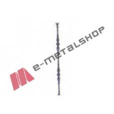 Παραδοσιακό Μοτίφ κάγκελο αλουμινίου (85-46 Μινωικό) Aluminco 85cm