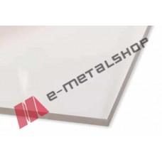 Ακρυλικό φύλλο 2,05m x 3,05m φύλλο Plexiglass Policam σε Γαλακτερό (Opal) χρώμα 2mm με 10 χρόνια εγγύηση (τιμή φύλλου)