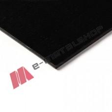 Ακρυλικό φύλλο 2,05m x 3,05m φύλλο Plexiglass Policam σε Μαύρο χρώμα 2mm με 10 χρόνια εγγύηση (τιμή φύλλου)