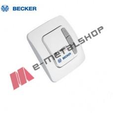 Ασύρματος πομπός τοίχου με λειτουργία μνήμης Becker (MC511)