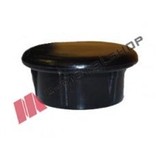 Πλαστική στρογγυλή τάπα για σωλήνες και κοιλοδοκούς 1'' (Φ33)