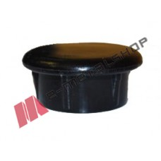 Πλαστική στρογγυλή τάπα για σωλήνες 2'' (Φ60)