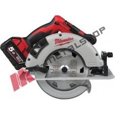 Δισκοπρίονο Χειρός χωρίς ψύκτρες 66mm για ξύλο και πλαστικά M18 BLCS66-502X Milwaukee(4933464590)