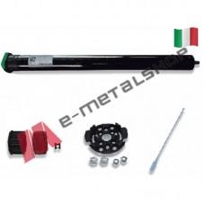 Ασύρματο μοτέρ για ρολά  VALE 2254411 για οκτάγωνο άξονα Φ60 (Ροπή 30Nm)