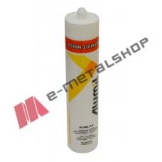 Σιλικόνη λευκή Ν3 φυσίγγιο 280 ml