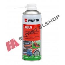 Λιπαντικό πολλαπλών χρήσεων Multi (5 σε 1) Wurth