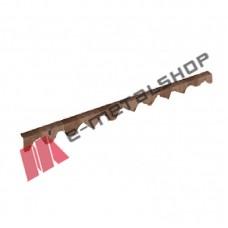 Χτένια πλήρωσης κενών κορφιά πάνελ οροφής-κεραμίδι