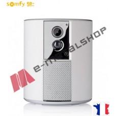 Έξυπνη κάμερα με σειρήνα και εφεδρική μπαταρία (+ανιχνευτή ανοίγματος +ένα μπρελόκ ) Somfy one Plus 2401493