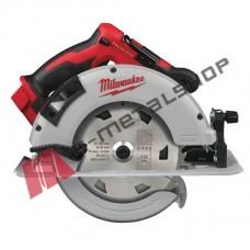 Δισκοπρίονο Χειρός για ξύλο και πλαστικά M18 BLCS66-502X Milwaukee(4933464589)