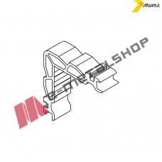 Γωνία σύνδεσης γωνιάστρας 13,2x19,8mm Alumil 1131319600