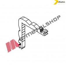 Γωνία σύνδεσης γωνιάστρας 9x7,4mm Alumil 1130907400