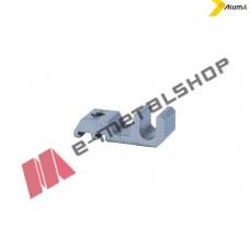 Σύνδεσμος ταυ εξωτερικός με Inox βίδα Alumil 13,2mm 1601181391