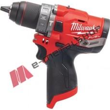 Κρουστικό δραπανοκατσαβιδο Milwaukee M12 FPD-0 12V Solo (4933459801)