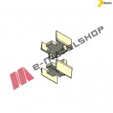 Τάπα για προφίλ M14614 Alumil 3111461403