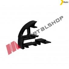 Τάπα γάντζου για το προφίλ Μ9233 της σειράς M9200 Alumil 3110923300